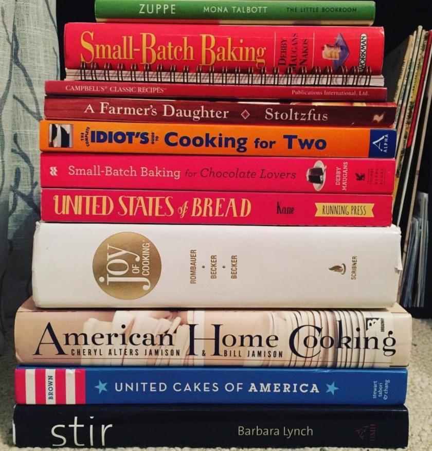 Recipe Cookbook Haul 2018